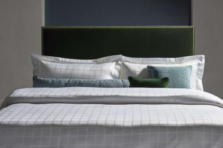 The Vision Bed linen range by Savoir