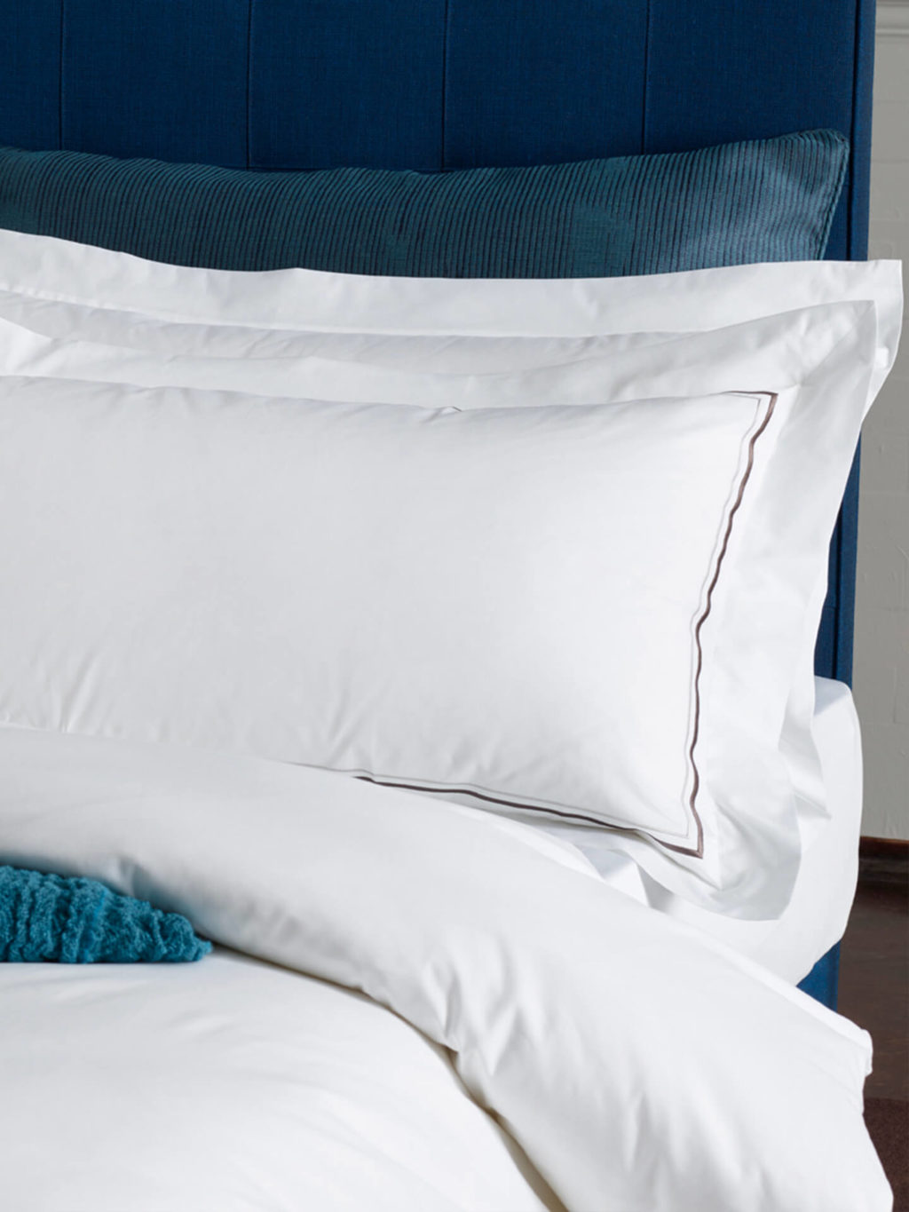 The Drift 500 Oxford pillow case